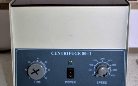 Laboratorní centrifuga