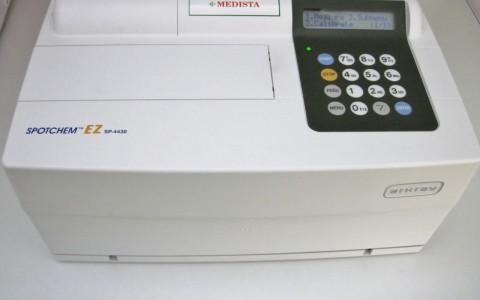 Biochemický analyzátor