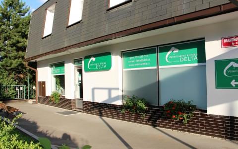Klinika – budova